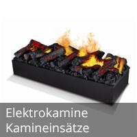 Elektrische Kamineinsätze